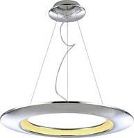 Светодиодная LED люстра CONCEPT-35, хром