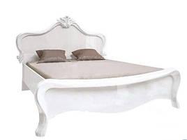 Ліжко з ДСП/МДФ в спальню Прованс 1,6х2,0 з каркасом Миро-Марк