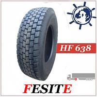 Fesite HF638 ведущая шина 10.00R20 (280R508) 149/146K, грузовые шины на КАМАЗ, ЗИЛ усиленные