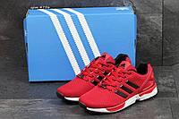 Кроссовки Adidas Flux (красный)