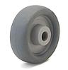 Колесо полипропилен/термопластичная резина, диаметр 100 мм, нагрузка 65 кг