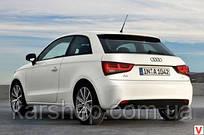 Коврик на Audi A1 10- 2 шт.