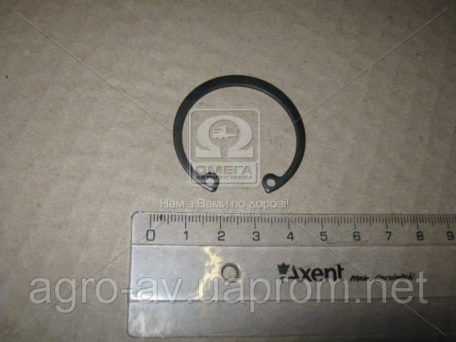 Кольцо стопорное пальца поршневого (240-1004022) Д 240,245 (D=38) <ДК>