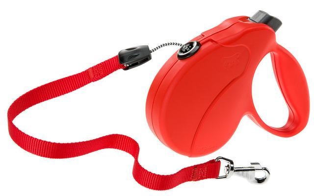 Ferplast Amigo Easy Cord Поводок-рулетка для собак cо шнуром