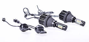 Автолампи LED DRL/turn, ДХО, Поворот LG3535/Epistar, CANBUS, 7440, WY21W