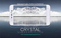 Защитная пленка Nillkin Crystal для Xiaomi Redmi Note 5A Prime / Redmi  Y1