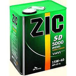 ZIC SD5000 15W-40 200л