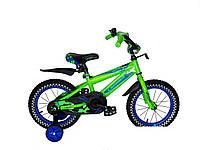 """Детский двухколесный велосипед  Crosser Stone 14"""" дюймов Кроссер стоун"""