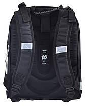 Рюкзак каркасный  YES 554613 H-12 Black, 38*29*15, фото 2
