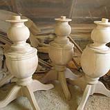 Ножки для стола из ольхи, фото 2