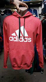 Кофта кенгуру с капюшоном и карманами Adidas