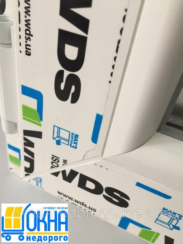 Окна WDS 500 Киев