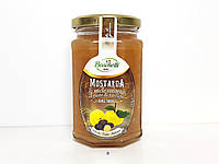 """Соус из фруктов Мостарда """"Boschetti""""(яблоко и труфель) 350г"""