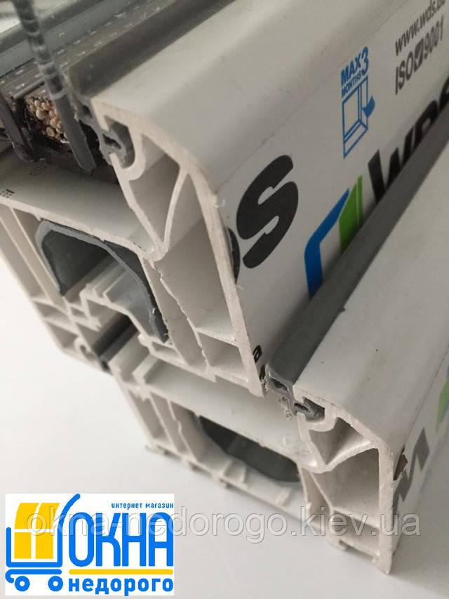 Пластиковые Окна WDS 500 недорого
