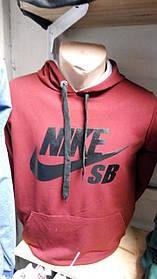 Кофта кенгуру с капюшоном и карманами Nike