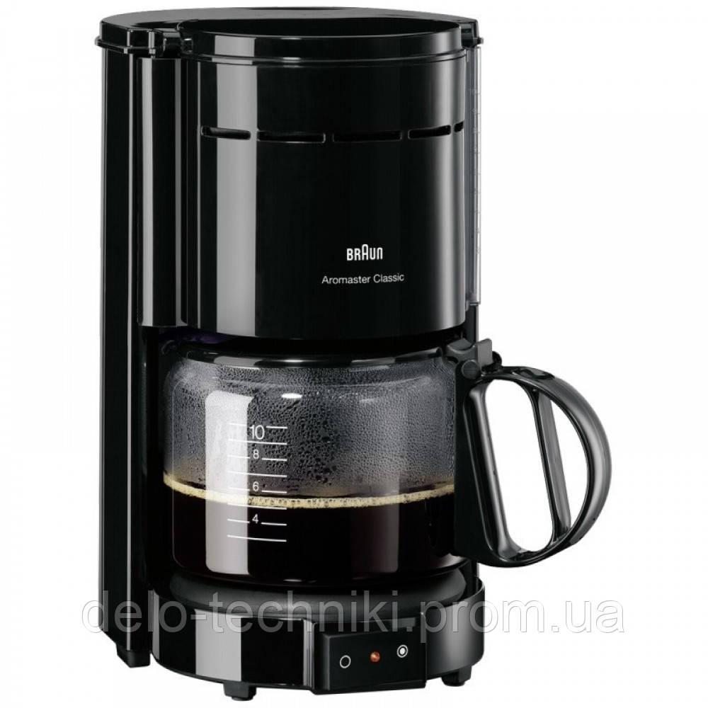 Капельная кофеварка Braun