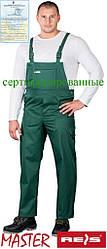 Защитные брюки на лямках типа Master SM Z