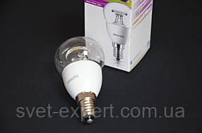 LED 5.5-40W E14 2700K 230V P45CLND светодиодная шар