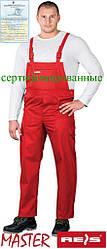 Защитные брюки на лямках типа Master SM C
