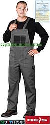 Напівкомбінезон робочий REIS (RAW-POL) Польща (уніформа, роба) MMS SB
