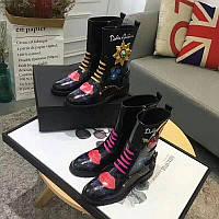 Женские ботинки Dolce&Gabbana