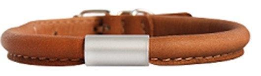 CoLLar Soft ошейник круглый с адресником для собак (длина 45-53 мм, диаметр - 13 мм) (2316)