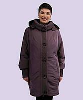 Женская демисезонная куртка. Модель 152. Размеры 62-72