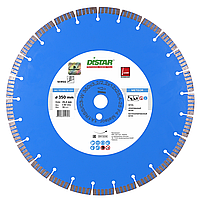 Алмазний диск Distar 1A1RSS/C3-W 350x3,2/2,2x12x25,4-25 F4 Meteor 7D (12385055024), фото 1