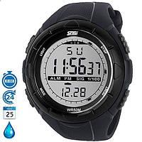 Водостойкие оригинальные часы Skmei Dive 1025