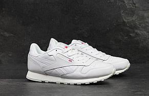 Кроссовки Reebok Classic Leather since 1983,белые 44р, фото 2