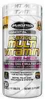 MuscleTech Platinum Multi Vitamin For Her 90 tab