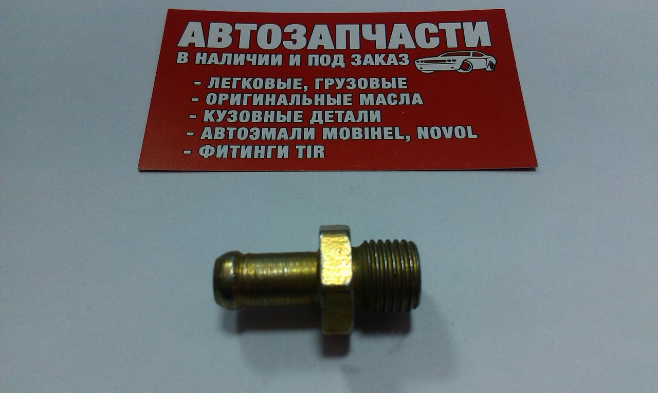 Штуцер резьбовой М14х1.5 под шланг Д=10
