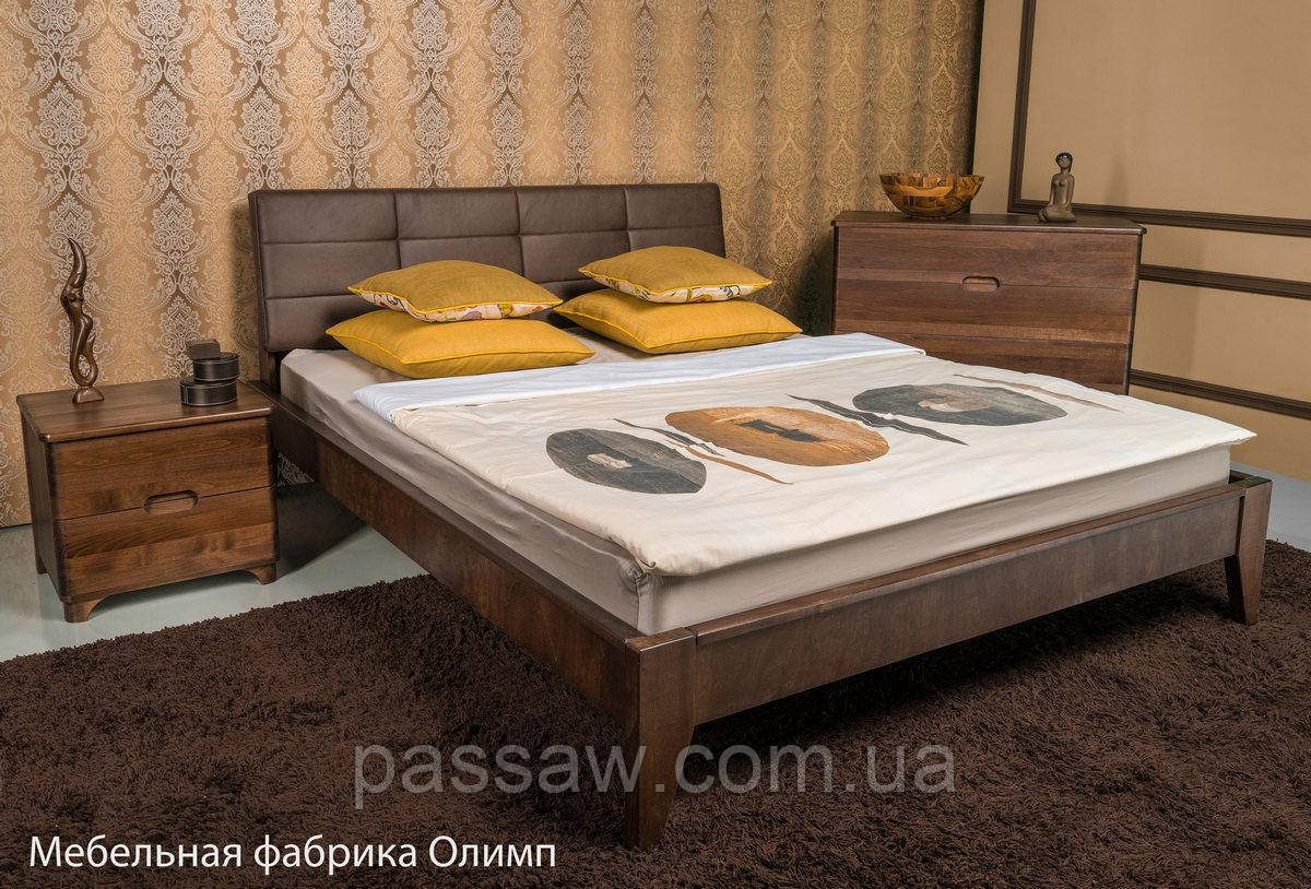 """Кровать деревянная """"Дели без изножья"""" 1,2"""