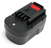 Аккумулятор PowerPlant для шуруповертов и электроинструментов BLACK&DECKER GD-BD-14.4(B) 14.4V 2Ah (