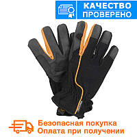 Перчатки Fiskars мужские рабочие размер 8 (1003478/160005), фото 1