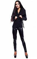 S, M / Женское кашемировое пальто Porter, черный