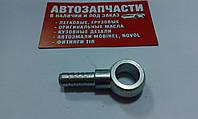 Штуцер топливный кольцевой Д=14 под шланг Д=10