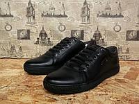 Туфли мужские Detta 705 модель с натуральной кожи стильные, фото 1