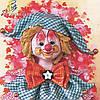 Картина из фарфора «Клоун девочка» Zampiva, 80х60 см (96000), фото 3