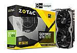 Видеокарта ZOTAC Nvidia Geforce GTX 1070 Mini 8GB, фото 2