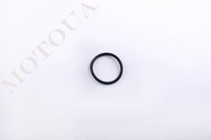 Кольцо уплотнительное прокладки карбюратора HONDA DIO AF-18/27 BTM, фото 2