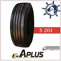 APLUS S201 шина 315/70R22.5 154/150M рулевая, грузовые шины на рулевую ось 20PR