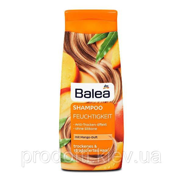Шампунь Balea Feuchtigkeit для сухих і пошкоджених волосся 300 мл
