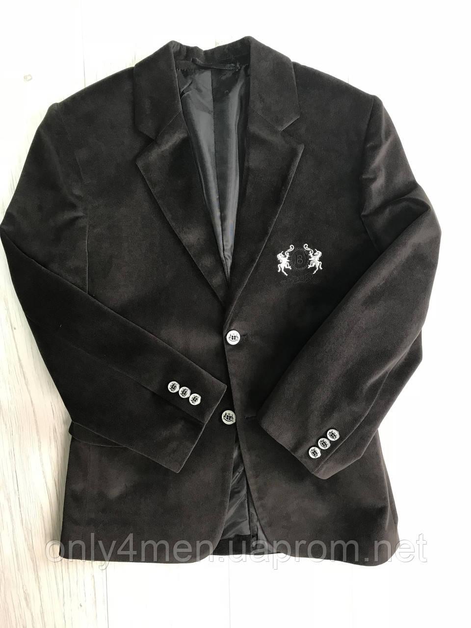 Пиджак для мальчика, подростковая одежда  140см