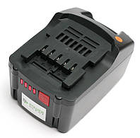 Аккумулятор PowerPlant для шуруповертов и электроинструментов METABO GD-MET-18(C) 18V 4Ah Li-Ion (DV