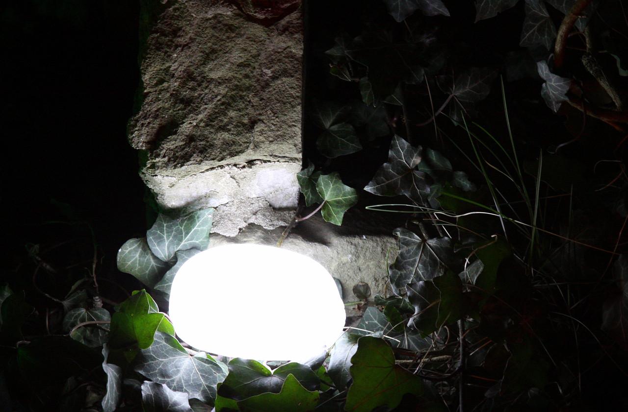 Светодиодный камень RGB