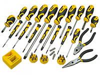 Набор отвёрток, бит и инструментов в сумке Stanley 39 элем.