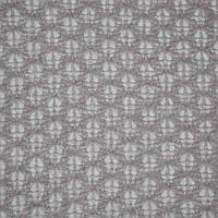 Трикотаж трикотажная ткань трикотажное полотно ажурный светлая серый