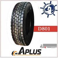 APLUS D801 шина 315/80R22.5 156/150K тяга, грузовые шины на ведущую ось зерновоза