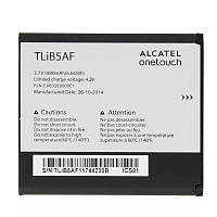 Аккумулятор TLiB5AF для Alcatel One Touch 5035D X'Pop, 5036D C5 Pop, 997D